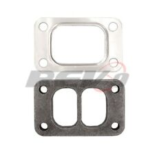 T3 TURBO DIVIDED TWIN SCROLL FLANGE GASKET  For EXHAUST PIPE TURBO TURBOCHARGER