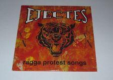 les éjectés - ragga protest song - cd single 3 titres