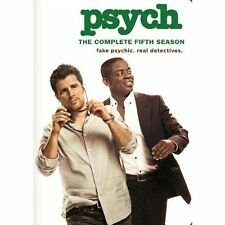 Psych The Complete Fifth Season - Dvd-standard Region 1