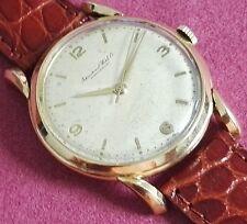 IWC Vintage watch Caliber 89 18k Fancy Lugs 36.5 mm
