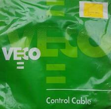 Clutch Cable fits FIAT 132 1.6 1.8 / FIAT 125 SPECIAL 1967-1977 VJC588