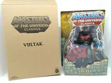 MOTUC Masters of the Universe Classics Vultak Loose with box complete