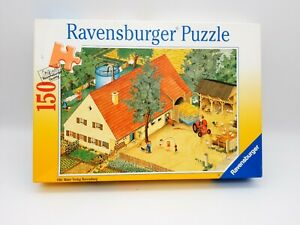 150 Pieces Puzzle - IN The Land - Ravensburger - Rarity