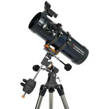 Celestron AstroMaster 114EQ Astronomical Telescope  (UK Stock)