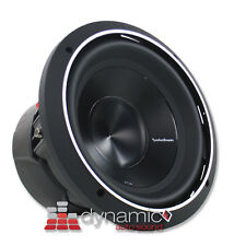 "Two (2) Rockford Fosgate P3D4-10 Car Audio 10"" Subwoofers 2,000W P3D410 Subs New"