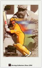 1996 Futera World Cup Cricket Trading Cards Tribute TC2: David Boon