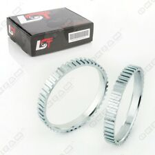 2x ABS Ring Sensor Ring Front both Sides 47 Teeth For Chrysler Voyager 1 2 3 New