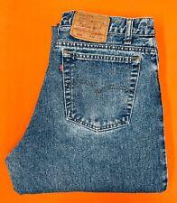 Levi Strauss 550 Blue Vintage Jeans Size 36 x 34