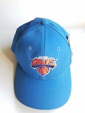 NBA New York Knicks Annco Snap Back Blue Baseball Cap Hat