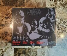 "Clone Trooper Stormtrooper 4 Pack 6"" The Black Series STAR WARS Amazon EXCL"