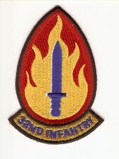 + Space 2063 Space above and Beyond écusson patch 32nd INFANTRY