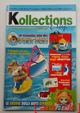 Kinder KOLLECTIONS e TOYS N 10 Epierre 2001 collezionismo in 3D CANDY CANDY Bia