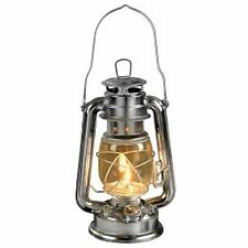 "24cm / 10"" PARAFFIN HURRICANE STORM LANTERN PARAFIN OIL LAMP CAMPING OUTDOORS"
