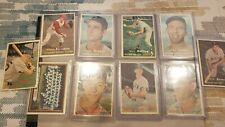 1957 Topps Lot of 11 Cards in Great Condition