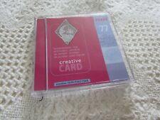 Pfaff Embroidery Machine Creative Fantasy LACE #77 7570 7560 2140 2170 EXCELLENT