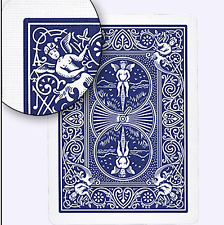 Ultimate Marked Deck (BLUE Back Bicycle Cards) Deck from Murphy's Magic