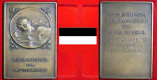 SCHWIMMEN MEDAILLE DSV KARLSRUHE KSV KARLSRUHER SCHWIMMVEREIN  LAGENSTAFFEL 1919