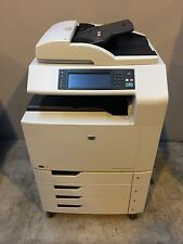 HP Color LaserJet CM6040 A3 A4 Multifunction Duplex Network Printer + Warranty
