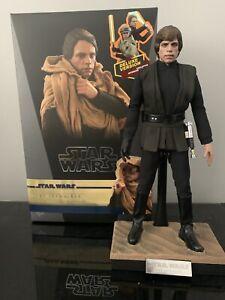 Star Wars Hot Toys Luke Skywalker Endor Deluxe