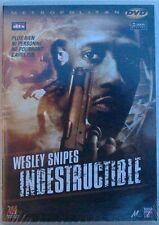 DVD INDESTRUCTIBLE - Wesley SNIPES - David CARSON  - NEUF