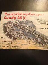 Arsenal chars combat Voiture Skoda 35 (t) Volume 21
