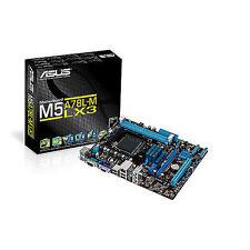 SCHEDA MADRE ASUS M5A78L-M-LX3 SOCKET AM3+ CPU AMD VGA DVI USB 2.0
