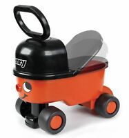 Casdon HENRY Vacuum Hoover Sit And Ride On Baby Toddler Walker Push Along Toy