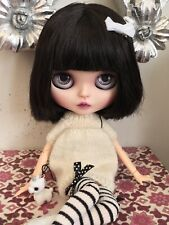 """Custom Factory OOAK Blythe Doll """"Milly"""" by Dollypunk21 *FREE SET OF HANDS*"""