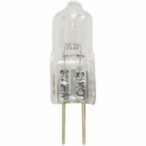 (2) REPLACEMENT BULBS FOR EIKO JCD24V20WH20 20W 24V