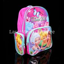 Brand new kids toddlers Fairies Tinkerbell backpack school bag Free Shipping