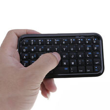 Wireless Bluetooth 3.0 Mini Keyboard for PS3/PC/Tablet Smart Phone iPhone X 8 7