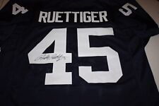"NOTRE DAME FIGHTING IRISH RUDY RUETTIGER SIGNED JERSEY #45  ""RUDY"" THE MOVIE"