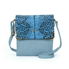 Light Blue Shoulder Bag by Sally Young