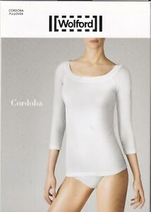 PULLOVER WOLFORD CORDOBA Lipstick (Red). Sizes XS - M.