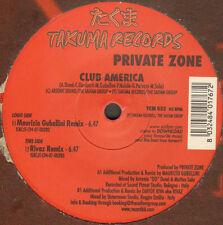 PRIVATE ZONE - Club America - Takuma
