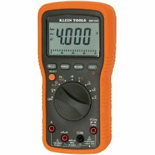 Klein Tools Mm1000 Auto Range Electricianhvac Digital Multimeter Open Box