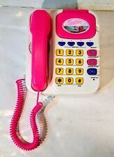 Mattel Barbie SuperTalking Phone & Answering Machine
