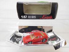 eso-1594Monogram 1:87 Pontiac Grand Prix SE rot mit minimale Gebrauchsspuren