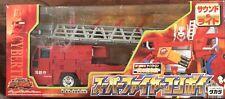 Takara Transformers RID Cybertron C-001 Optimus Prime Fire Convoy Rare Japanese