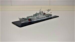 BUILT 1/700 RESIN PLA NAVY 3306 COAST GUARD SHIP. RARE FOR DEMANDING COLLECTORS