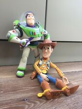 Toy Story Buzz and Woody Toys Figures Please read description