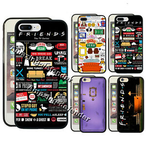 Friends Phone Case fit for iPhone 12 11 Xr 8+ & Samsung Galaxy Note 10+ S20 S10