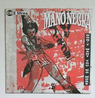 MANO NEGRA : DON'T WANT YOU NO MORE (+ CHUCK BERRY cover) ♦ Rare CD Single ♦