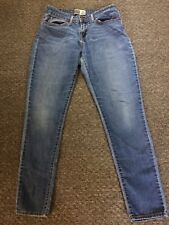 "Ladies, Levi Signature Jeans, Size 29"" X 30"",  Skinny Cut, Broke in Nicely."