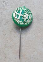 ALFA ROMEO Auto Anstecknadel Abzeichen stick pin badge 1970's  König