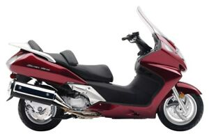 HONDA TOUCH UP PAINT 2002 - 2004 SILVERWING WINEBERRY RED