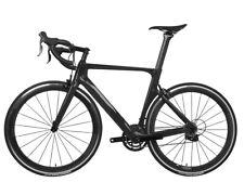 54cm Carbon bicycle Road bike frame Aero 700C Wheel Clincher Race V brake 11s