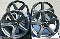 "18"" PDW C SPEC STAGGERED CONCAVE COMMERCIAL WEIGHT RATED 18 INCH ALLOY WHEELS T5"