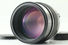[Exc+++++] Nikon Ai-s Nikkor 105mm f/1.8 MF Telephoto AIS Lens 0219A