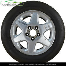 Vauxhall Astra G Vectra B Zafira A Alloy Wheel 15 Inch 5 Stud